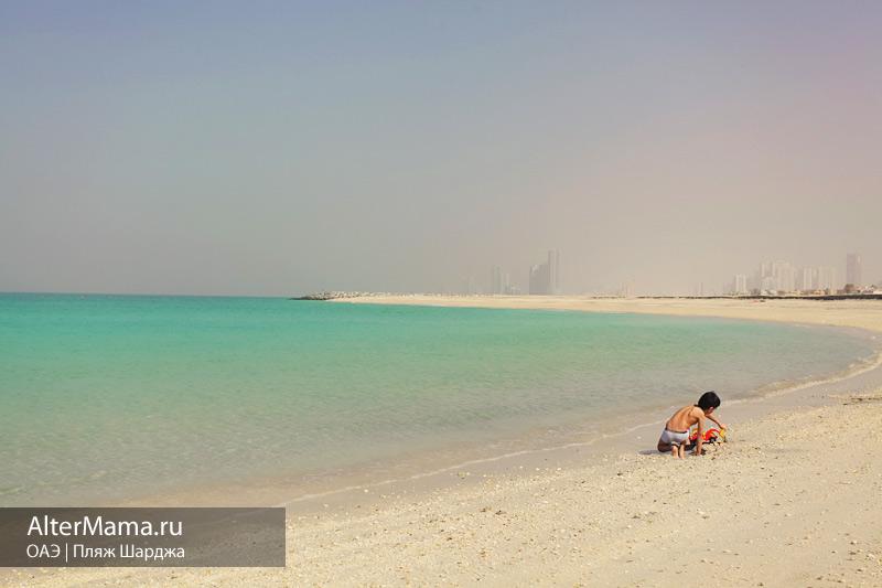 Лучшие пляжи Шарджи доступные туристам рейтинг