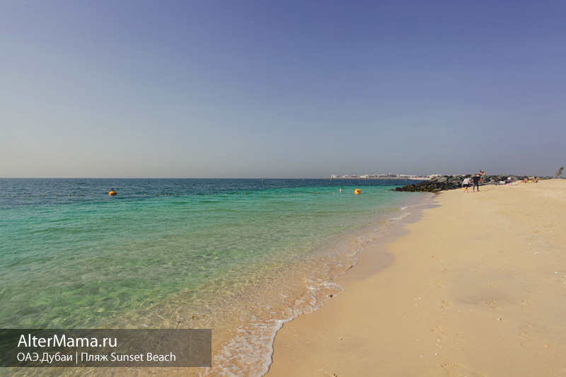Пляжи Дубая фото и описание из личного опыта