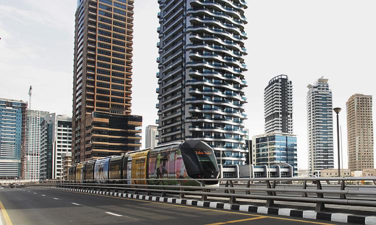 Трамвай в Дубае описание и инструкция по поездке