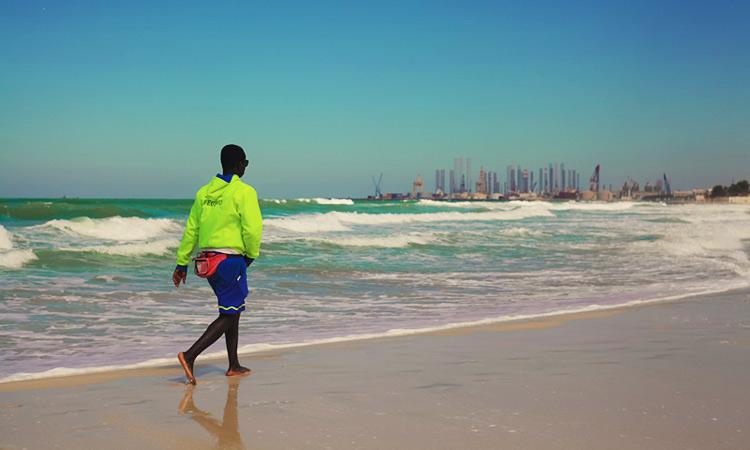 Пляж Аль Хан Шарджа отзыв и фото