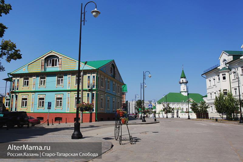 Отдых в Казани летом