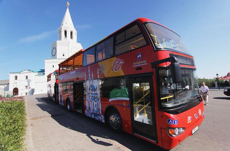Казань экскурсии по городу на автобусе