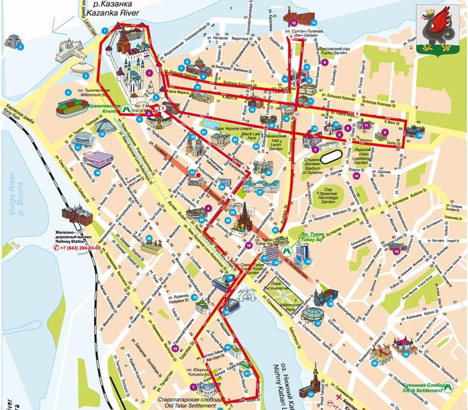 Экскурсии по Казани на автобусе расписание