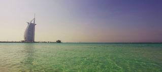 ОАЭ Дубай Джумейра Бич пляж
