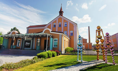 Отзыв про музей Мозер в Карловых Варах