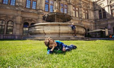 Вена с детьми — куда сходить и что посмотреть.