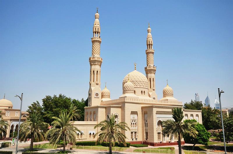 Бесплатный Дубай отзыв с фото