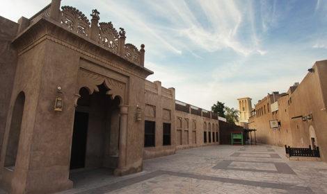 Крепость Аль Фахиди Дубай отзыв с фото