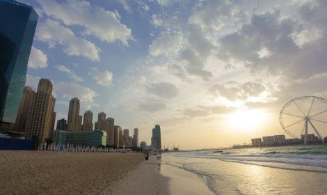 Лучшие пляжи Дубая фото и отзыв