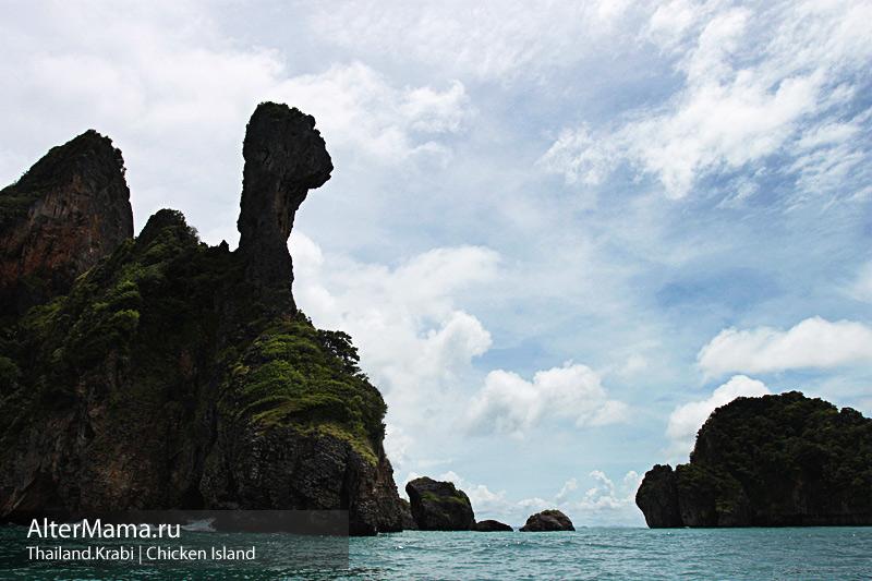 Таиланд острова провинции Краби цены