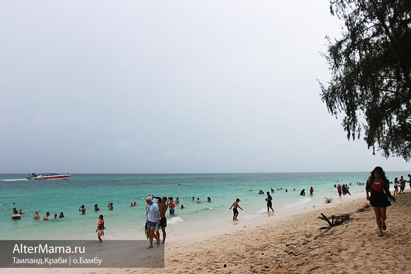 Острова рядом с Краби обзор с фото