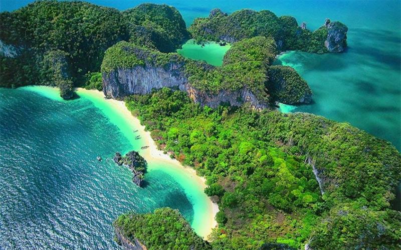 Остров Хонг Краби Таиланд
