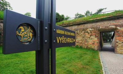 Крепость Вышеград Прага отзыв фото