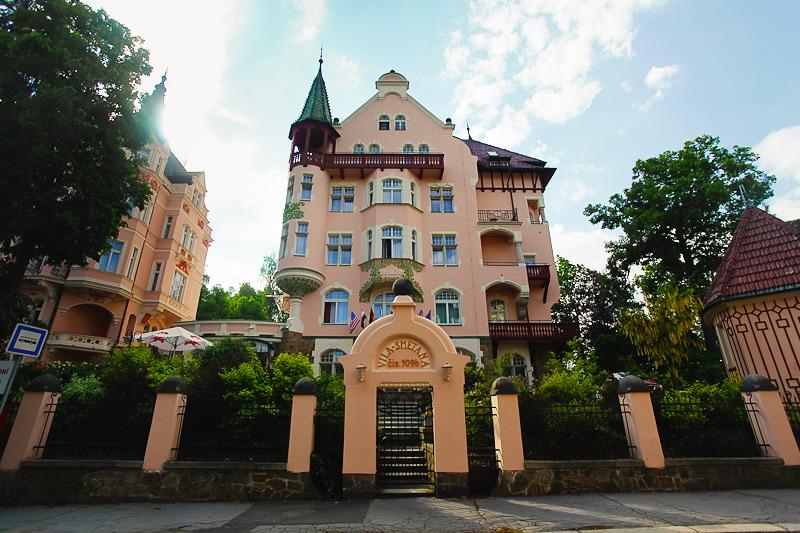 Музеи и галереи Карловы Вар отзыв с фото