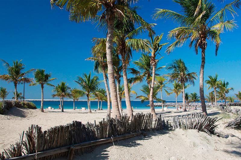 Пляжи в ОАЭ отзывы туристов