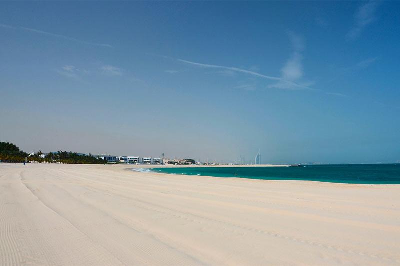 Дубай фото пляжей