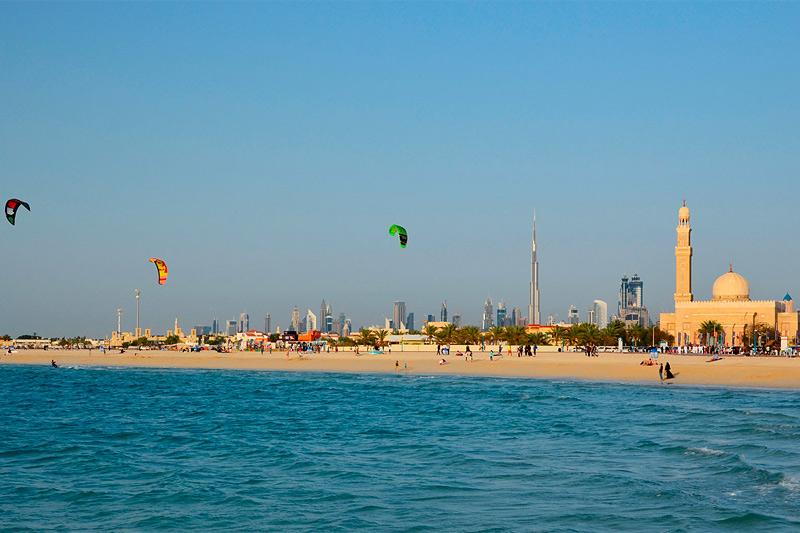 Пляжный отдых в Дубае отзывы