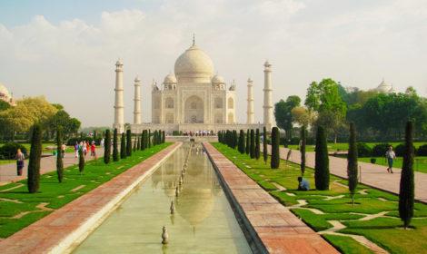 Тадж Махал Индия фото и отзыв