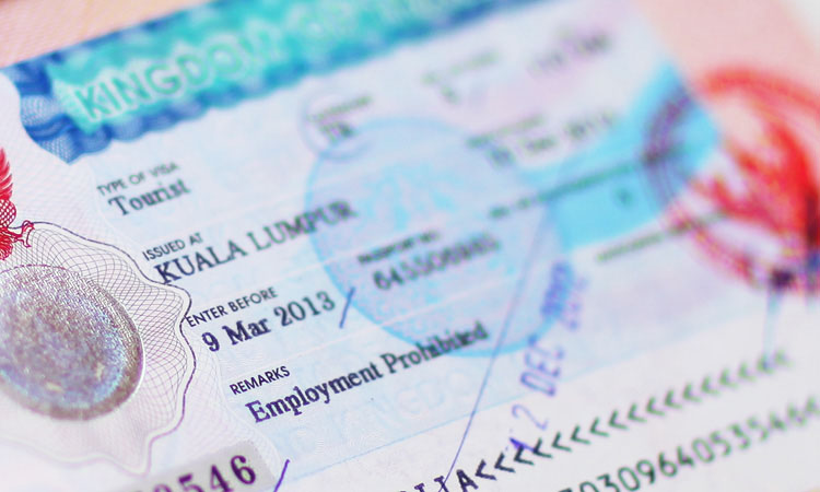 Тайская виза в Куала-Лумпуре.