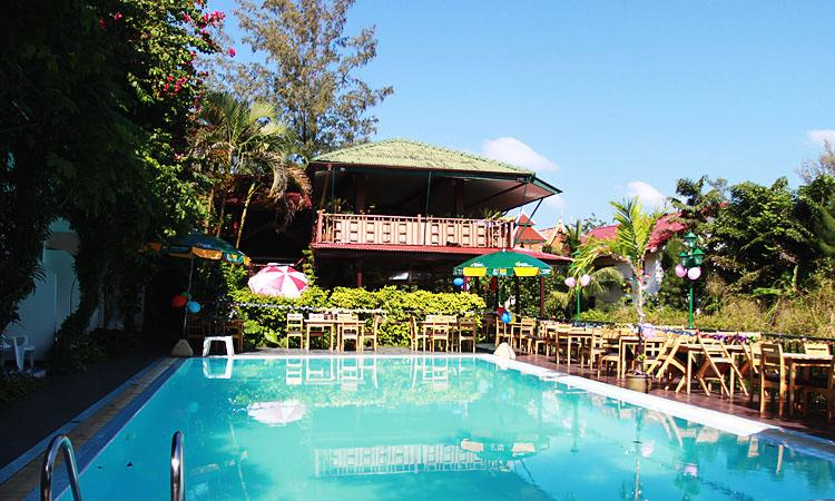 Отели Пхукета - отдых на Камале в отеле Kamala Beach Inn (Камала Бич Инн)