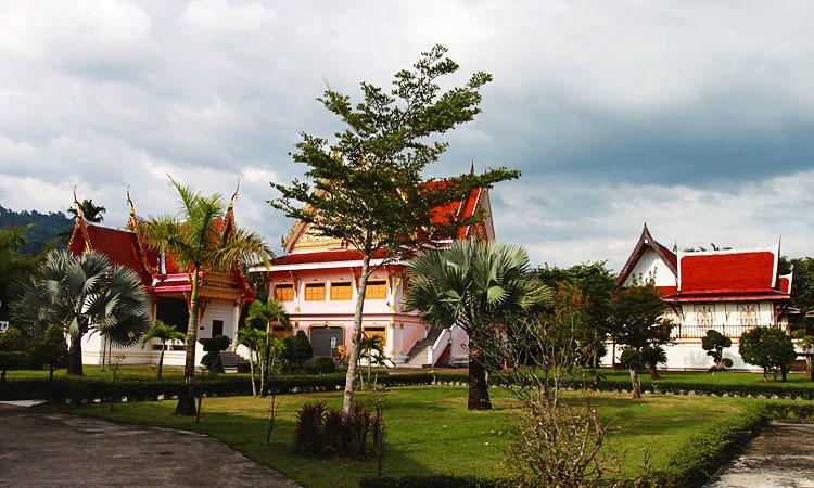 Буддийские храмы Таиланда. Красивые тайские храмы.