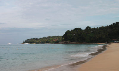 Про пляж Сурин Пхукет отзыв с фото