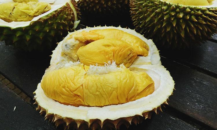 Дуриан как есть, вкус дуриана на что похож.