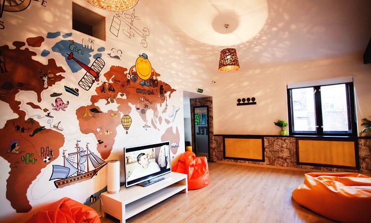 Недорогой отель Нижний Новгород. Отзывы с фото о Смайл хостел в Нижнем Новгороде.