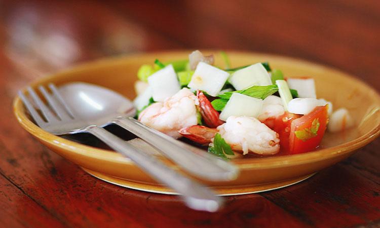 Som Tom Thai - тайский салат из папайи. Пошаговый рецепт с фото.