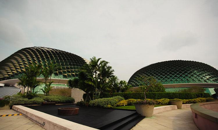 Singapore Esplanade - Эспланада Сингапур, фототур.