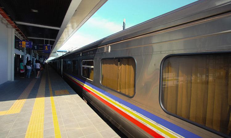 Как купить билет онлайн на поезд в Малайзии.