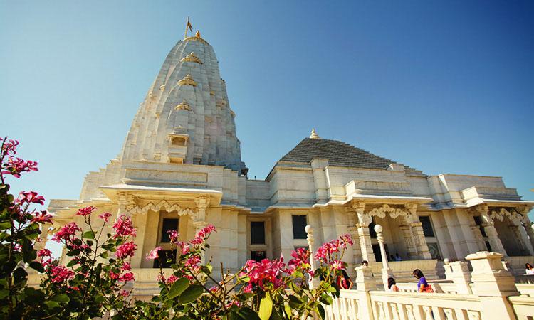 Храмы Джайпура. Храм Лакшми Нараяны в Дели и Джайпуре.