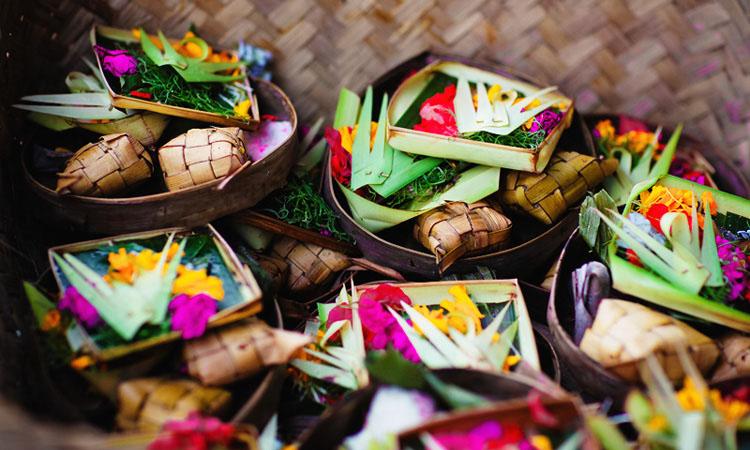 Ньепи на Бали, балийский Новый год Ниепи.