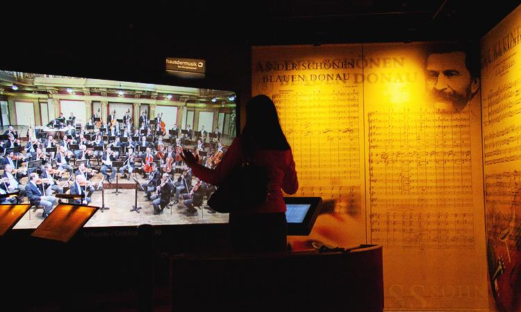 Вена для детей - Дом музыки в Вене как добраться. Венский оркестр в доме музыки.