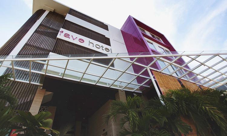 Отзыв fave kuta square 3* - недорогие отели в Куте Бали.