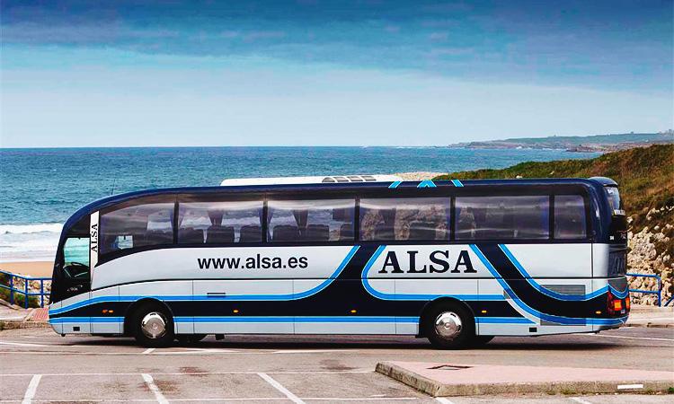 Автобусы Alsa как покупать билеты. Алса автобусы фото и карта маршрутов