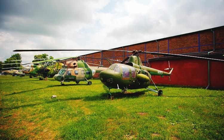 Музей авиации в Праге Кбелы