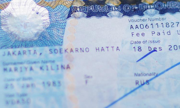 Виза на Бали для россиян. Все виды виза на Бали для граждан России.