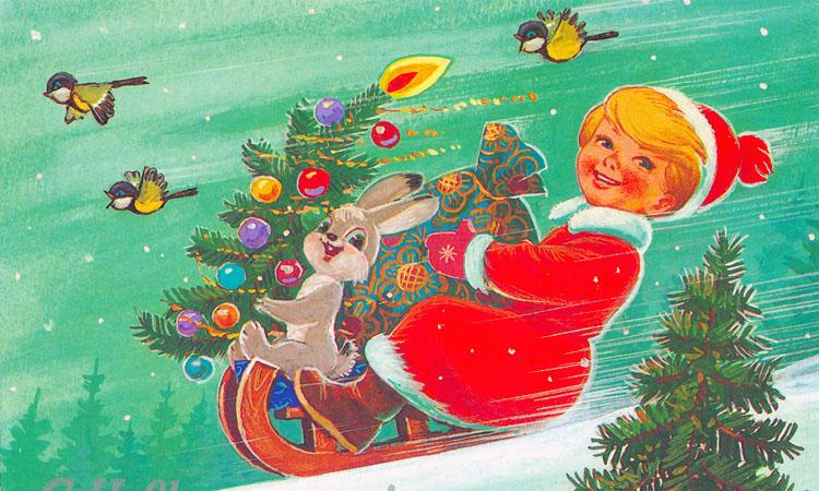 Советские мультфильмы про новый год и деда мороза смотреть онлайн.