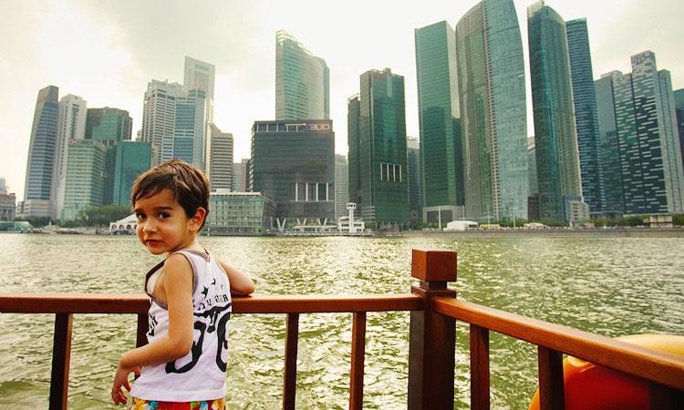 Речной круиз Сингапур цена. Карта причалов Сингапур речное сафари