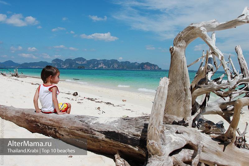 Остров Пода Краби Таиланд (Poda Island)