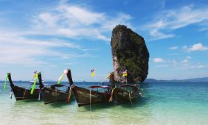 Краби Таиланд - Как добраться и что посмотреть в провинции Краби