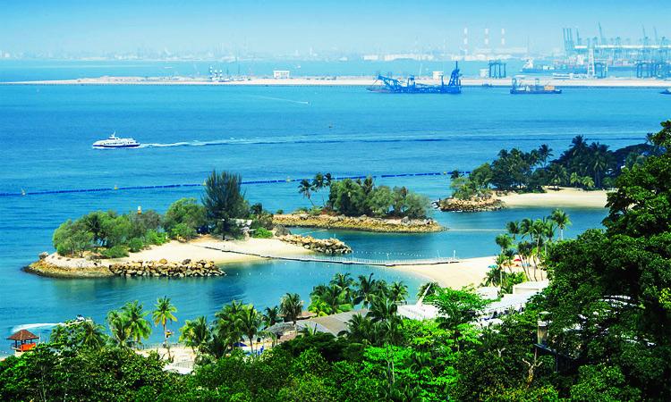Обзор пляжи Сингапура отзывы из личного опыта. Можно ли купаться в Сингапуре.