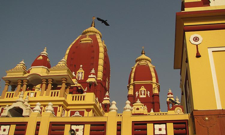 Храм Лакшми Нараяны Дели фото и отзыв