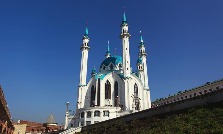Мечеть Кул Шариф в Казани история и информация для посещения