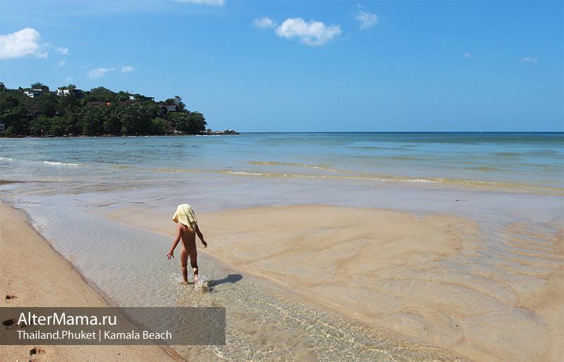 Топ 5 самых тихих пляжей на Пхукете Таиланд