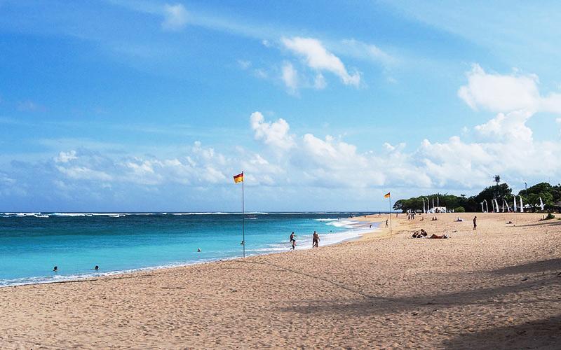 Самые красивые пляжи Бали для купания