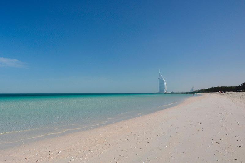 Какой пляж в Дубае выбрать отзыв и фото