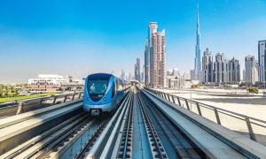 Все о метро Дубая на русском языке — схема метро, время работы, проезд
