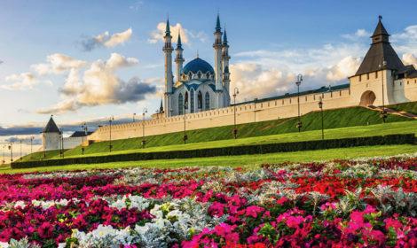 Казань на майские праздники